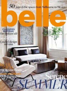 Belle Dec Jan 15 cover